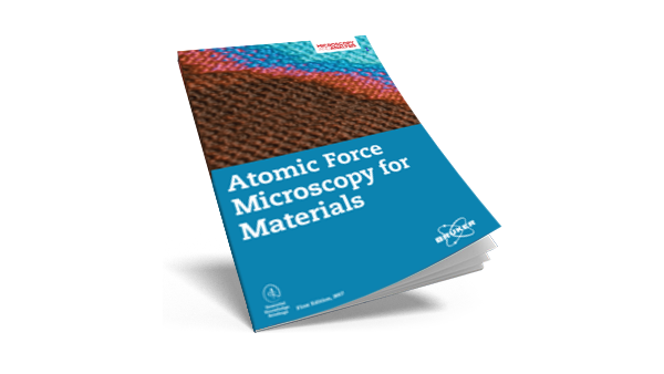 Atomic Force Microscopy for Materials E-Book
