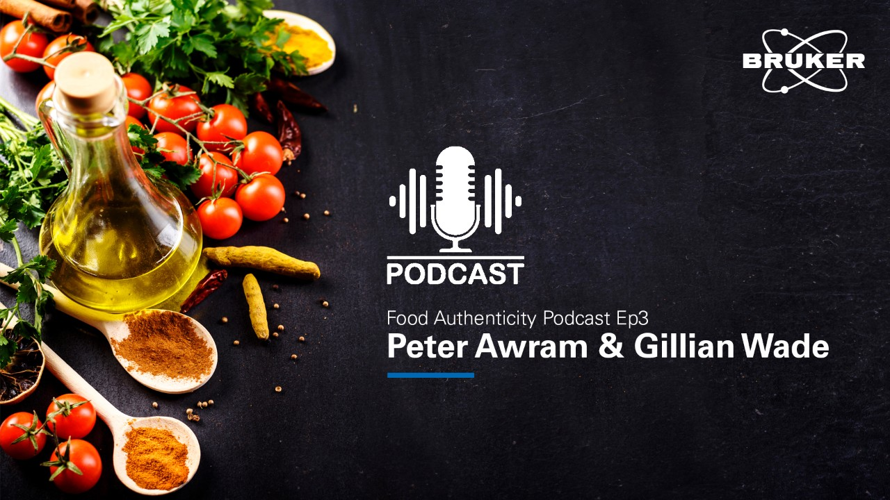Food Authenticity Podcast Ep3