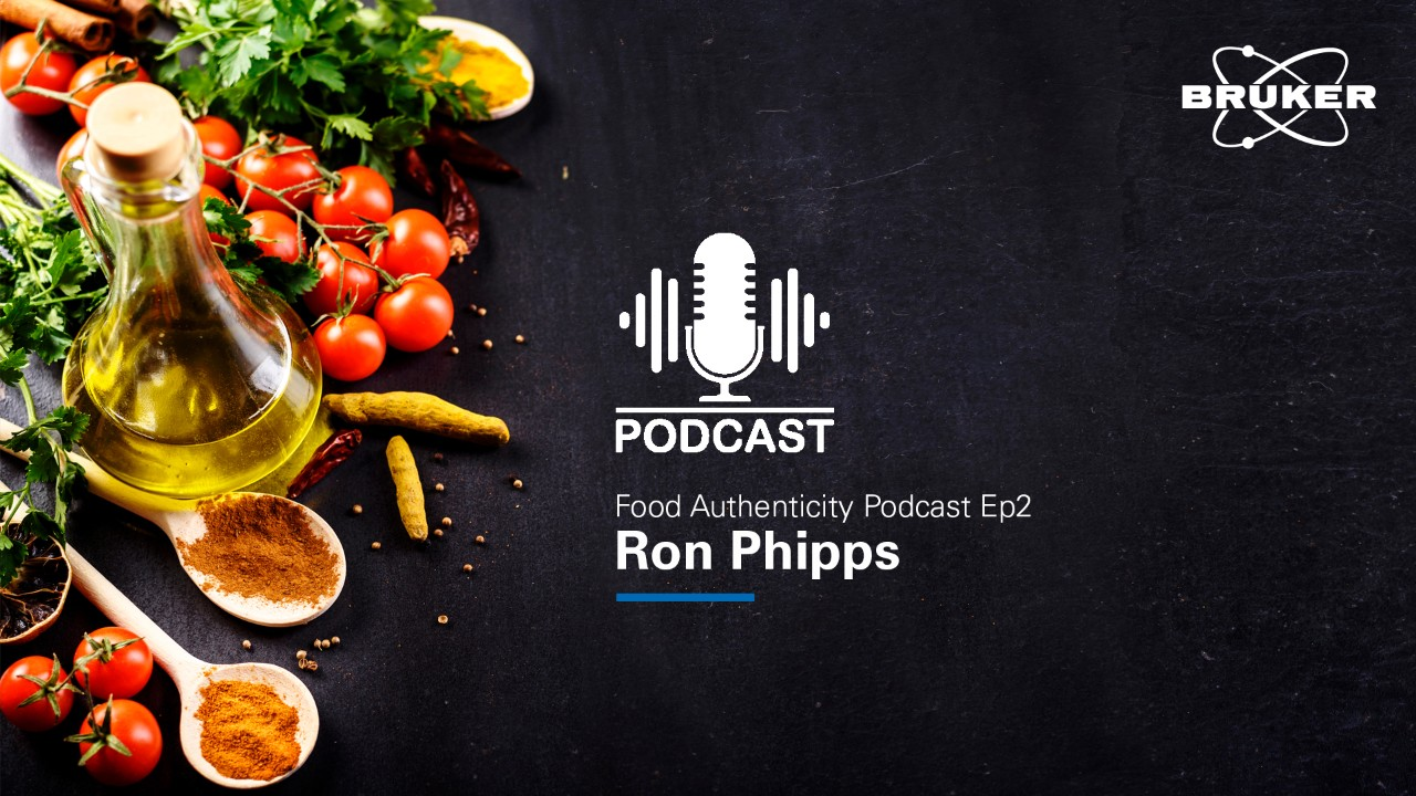 Food Authenticity Podcast Ep2 Ron Phipps