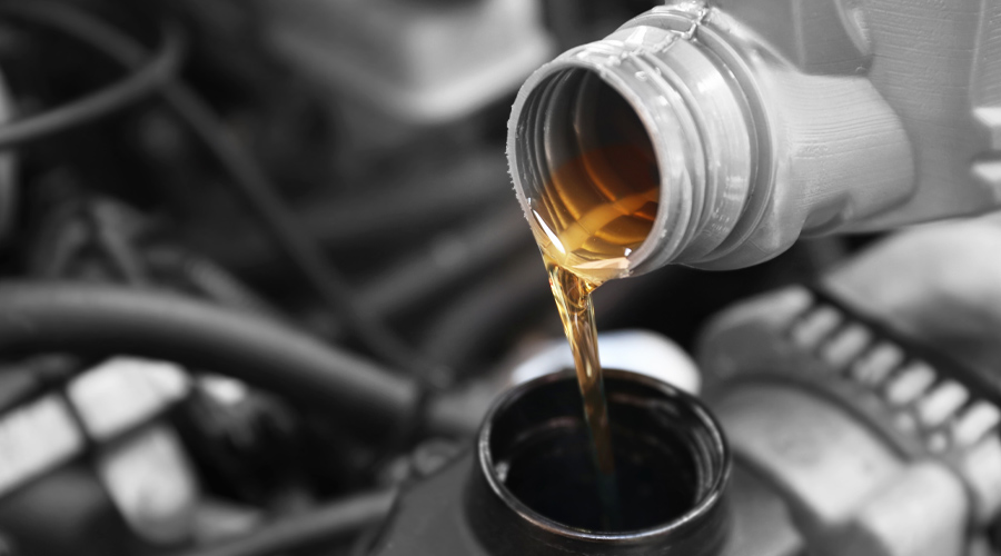 Successful use of latest benchtop XRF technology for better lubricants