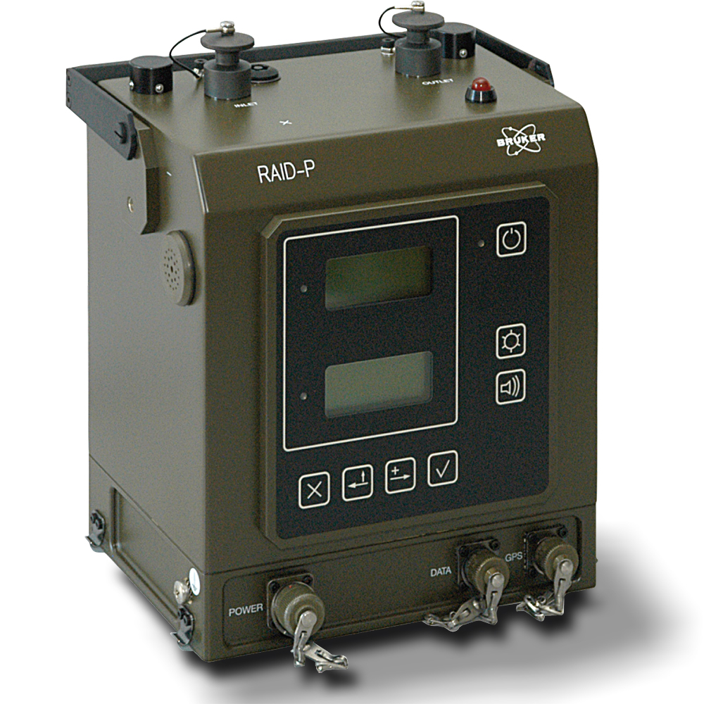 Multi role IMS driven chemical detector