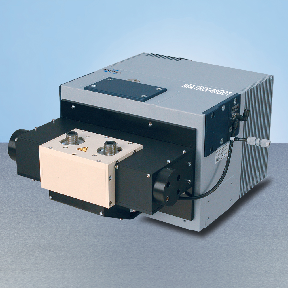 High-Performance Gas Analyzer MATRIX-MG01