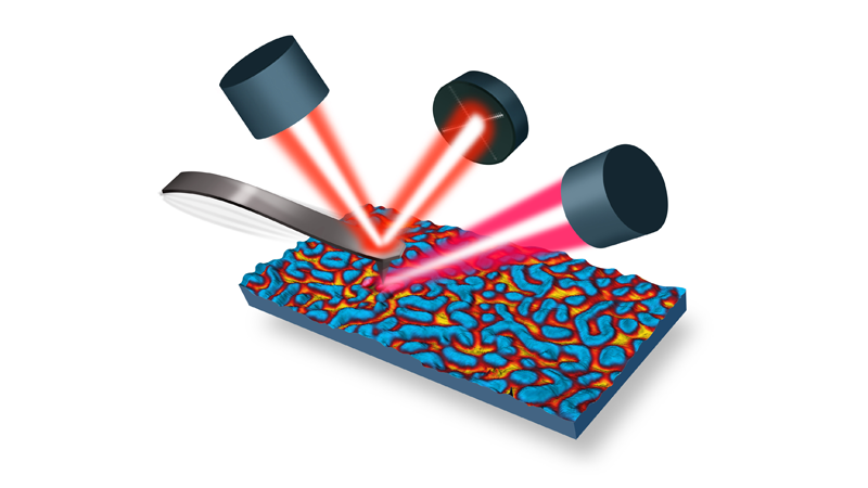 nanoIR - Tapping AFM-IR mode