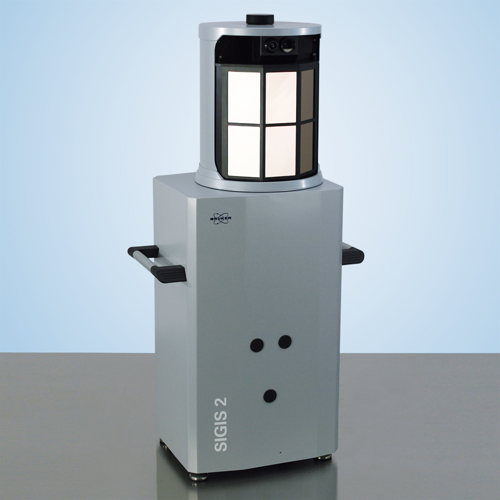 Scanning Infrared Gas Imaging System: SIGIS 2