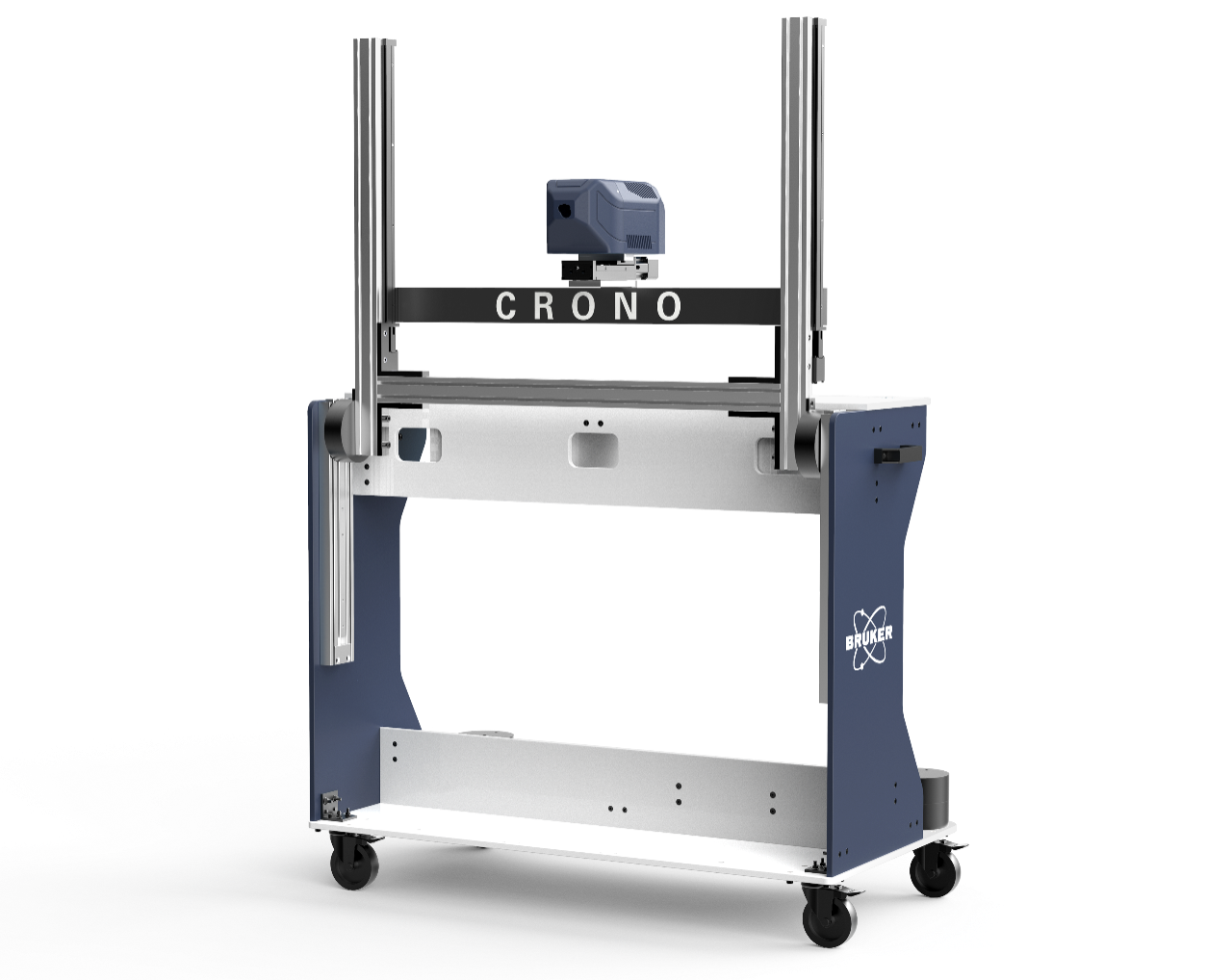 Mobile Solution for Fast Element Mapping, CRONO Micro-XRF