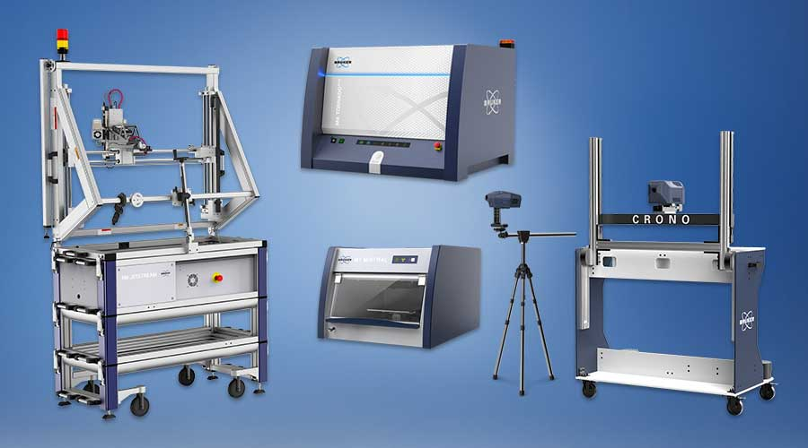 Micro X-ray fluorescence spectrometry is the method of choice for the elemental analysis of non-homogeneous or irregularly shaped samples as well as small objects or even inclusions