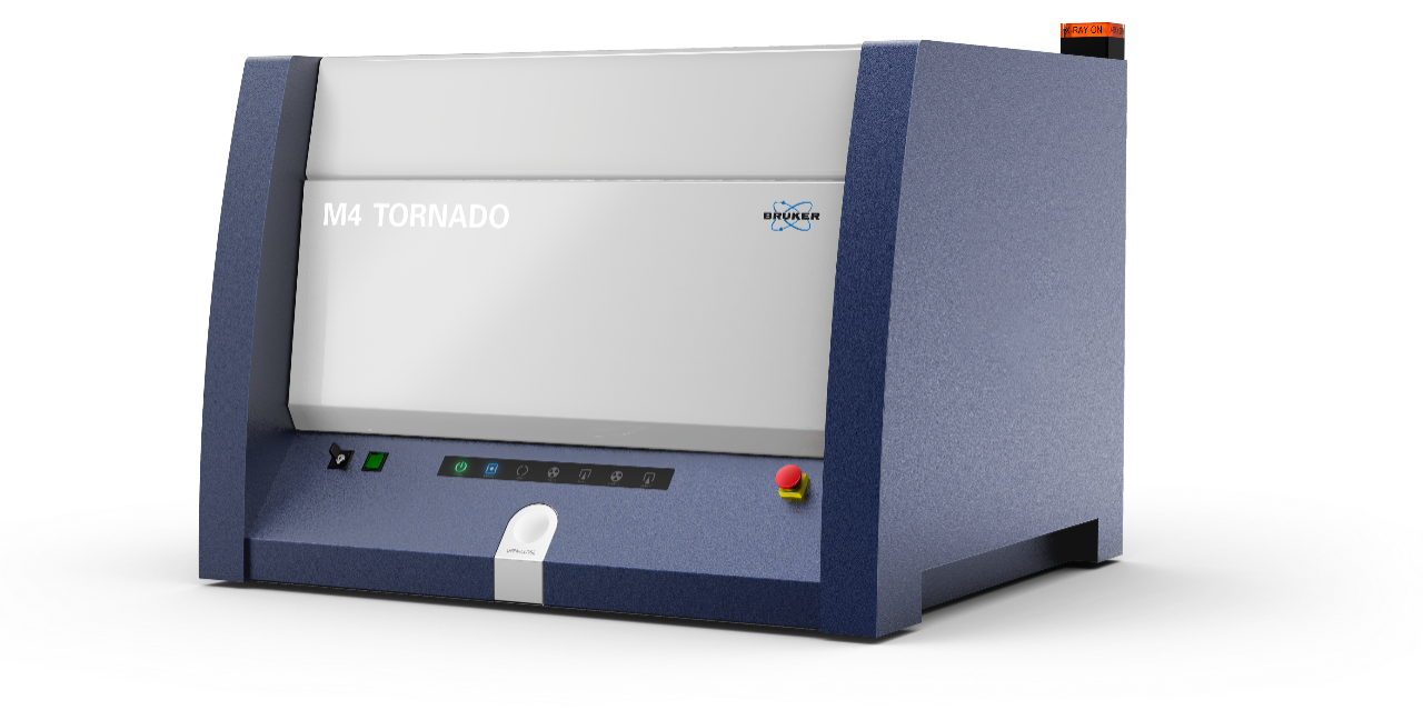 High Performance micro-XRF spectrometer with Market-Leading Speed and Flexibility