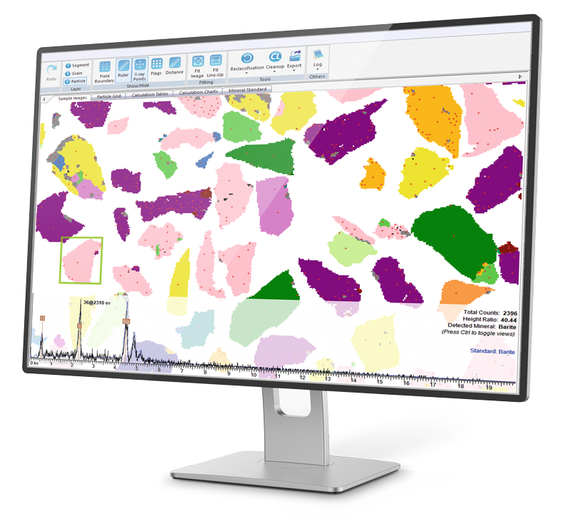 Microanalysis and Automated Mineralogy