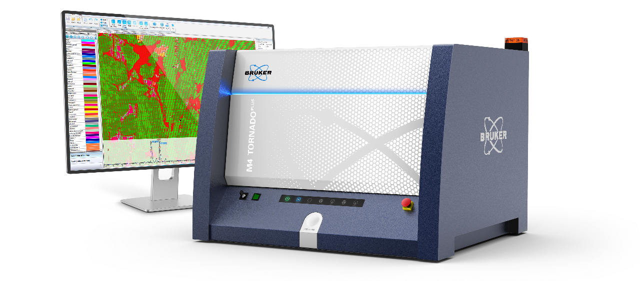 Bruker M4 TORNADO AMICS micro-XRF Automate Data Collection and Mineral Matching