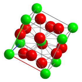 Chromium Silicide (Cr3Si) Crystal Structure