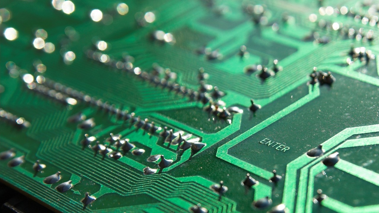 BOPT_CML_Industrial_Electronics_Manufacturing_PCB_circuit_board_Title