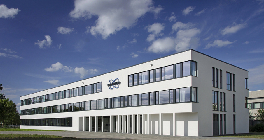 Bruker AXS office in Karlsruhe, Germany