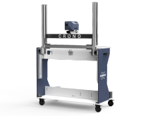 CRONO µ-XRF BRUKER, Fast Scanner for Large Areas