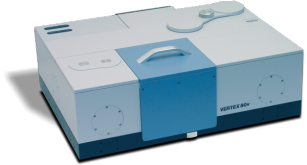 Banner VERTEX 80v FT-IR Research Spectrometer