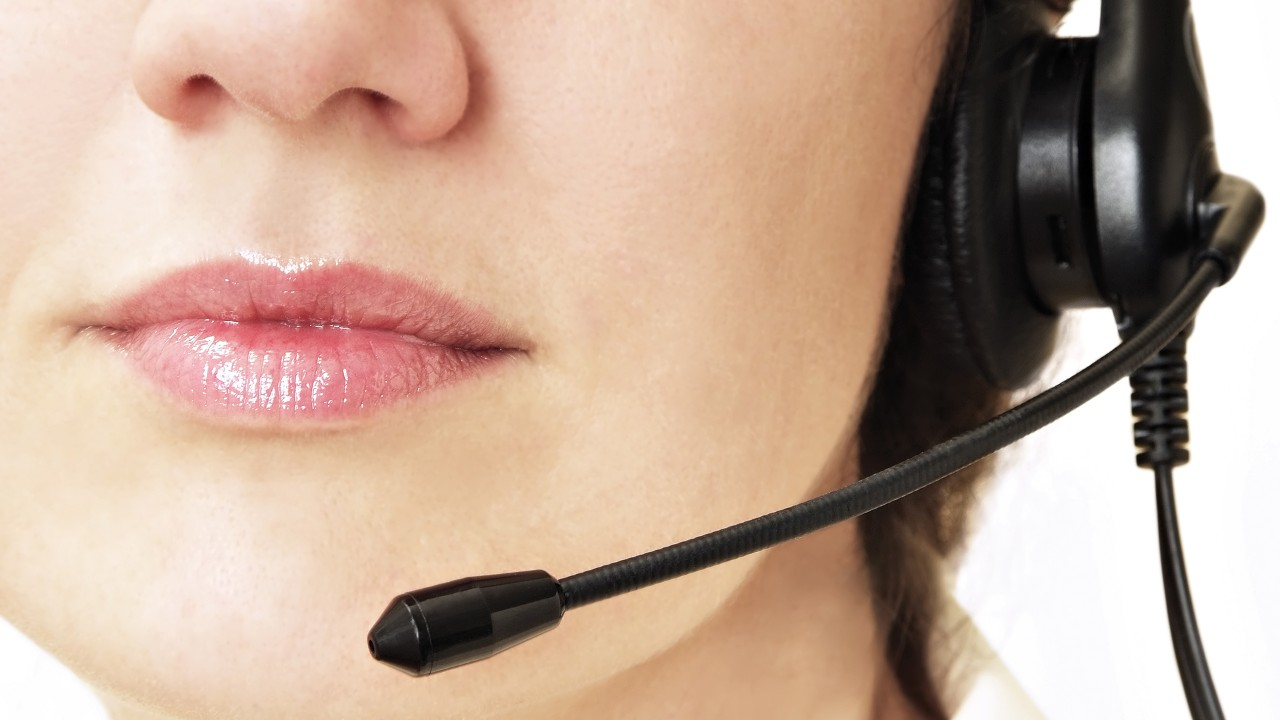 telephone headset service