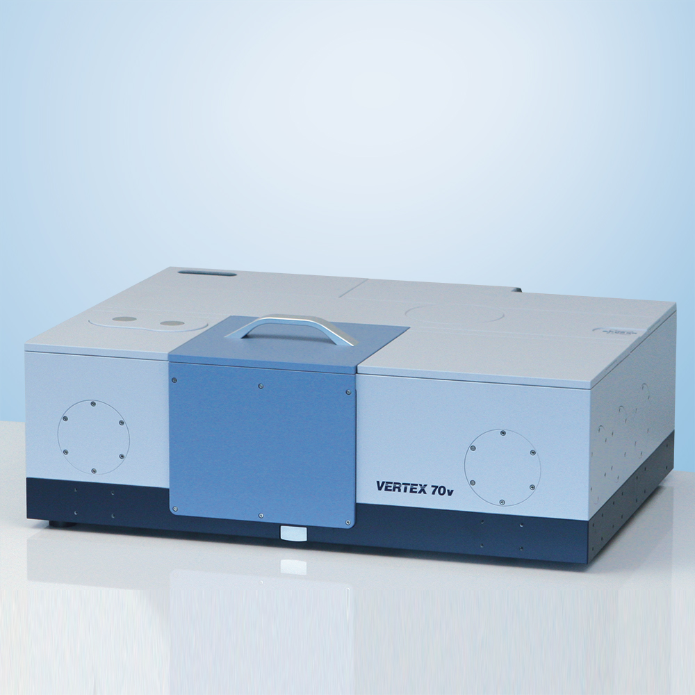 VERTEX 70v FT-IR Research Spectrometer