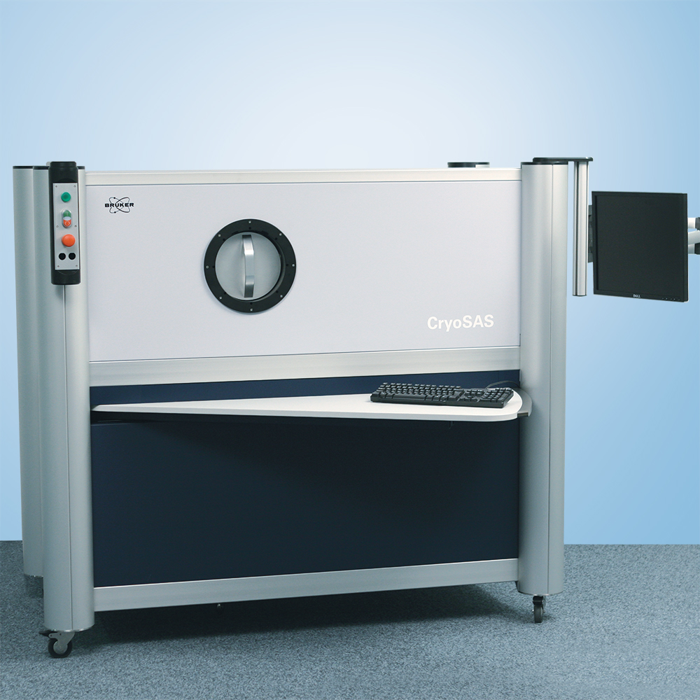 CryoSAS Cryogenic Silicon Analysis System