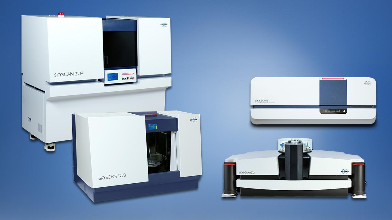 3D X-ray Microscopes | Bruker