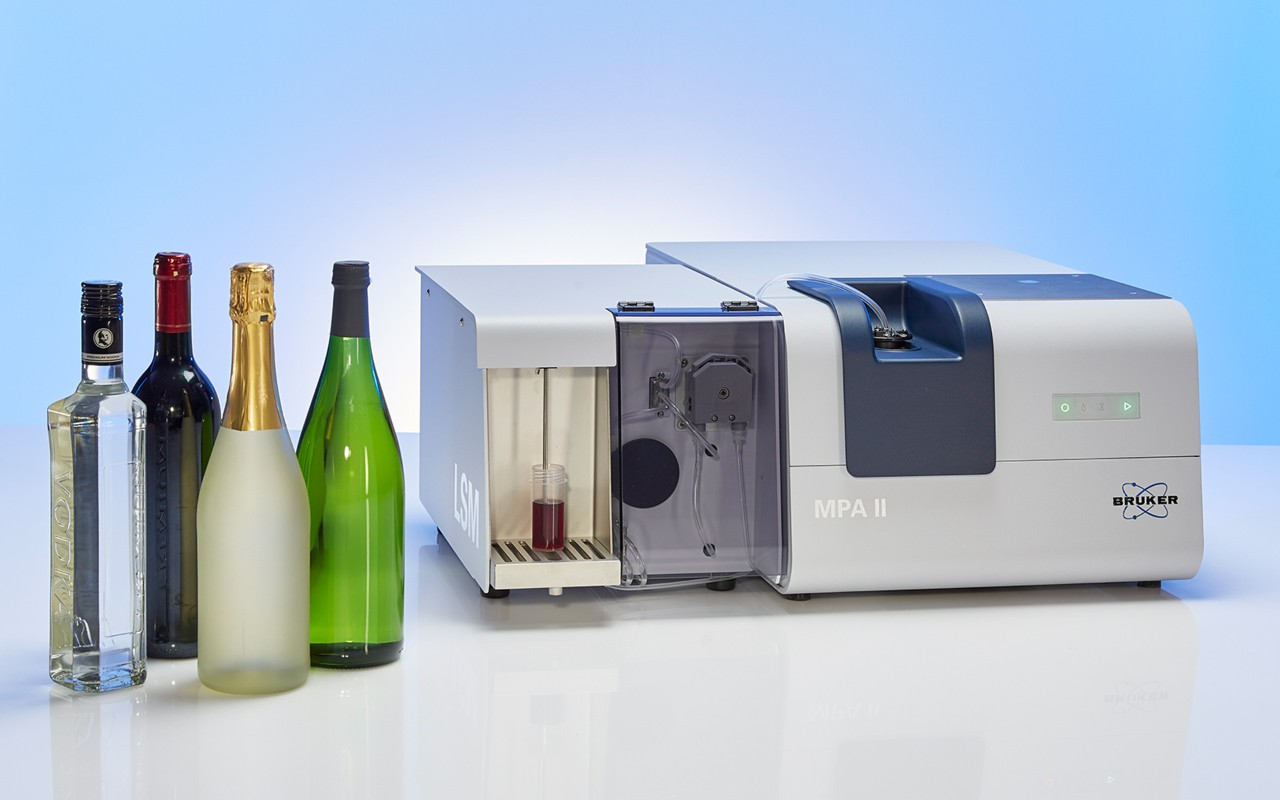 FT-NIR Beverage Analyzer
