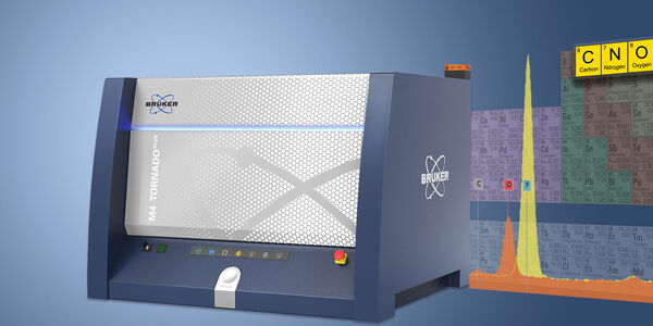 The M4 TORNADOPLUS, the latest member of the proven, market leading family of M4 TORNADO Micro-XRF analyzers.