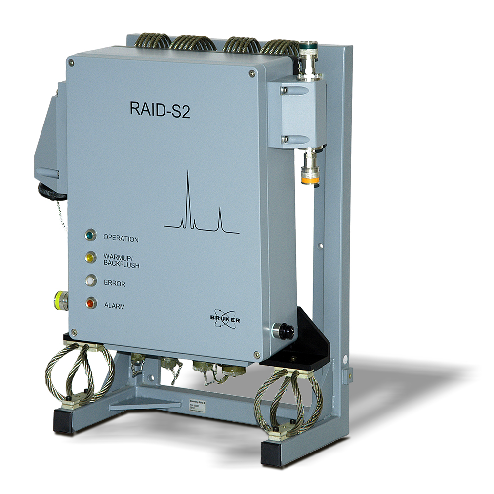 Continuous  CWA & TIC Detection System - RAID-S2 Plus