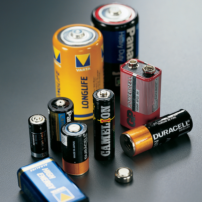 Energie Storage/Batteries