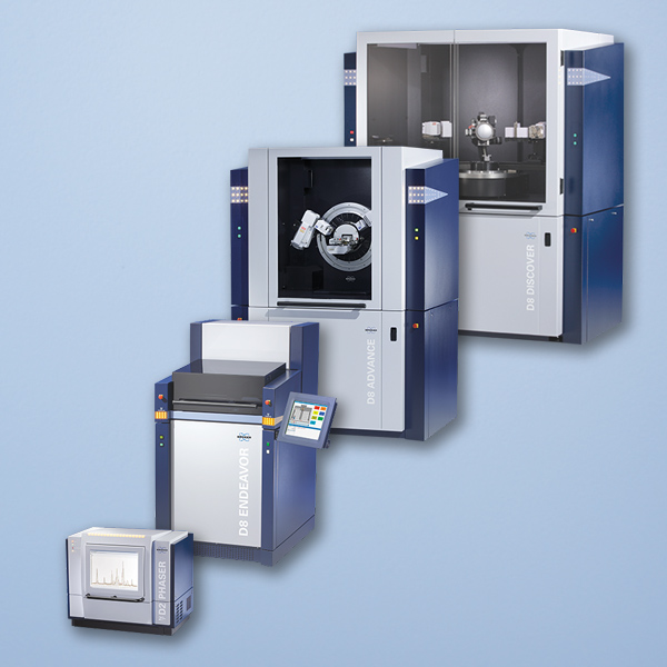 XRD diffractometers