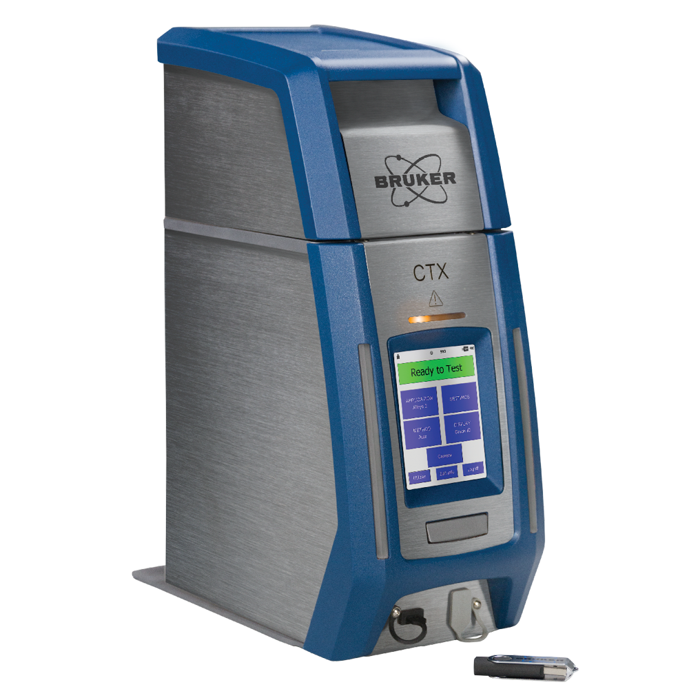 CTX Benchtop XRF analyzer