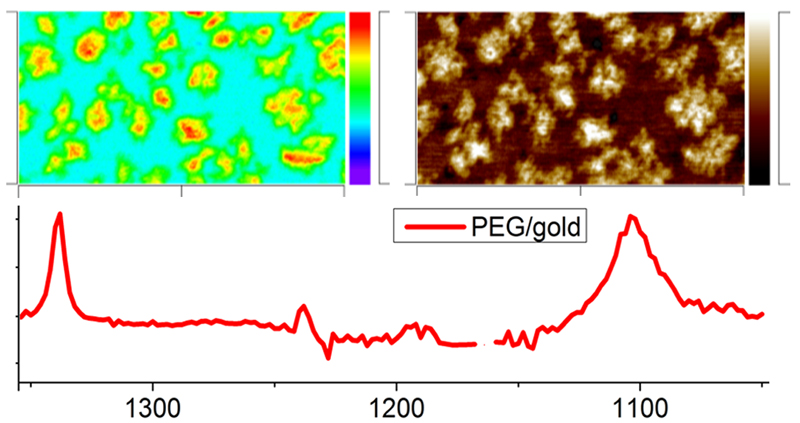nanoIR - Self-Assembled Monolayers