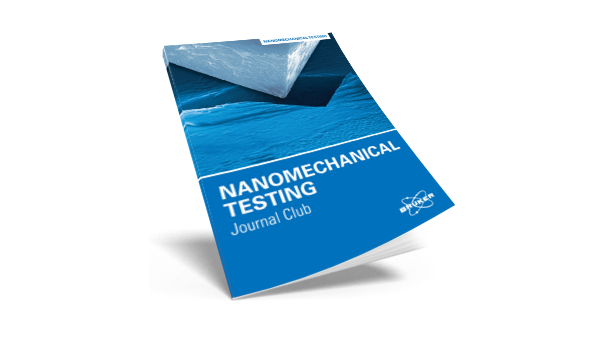 Nanomechanical Testing Journal Club