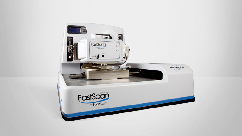 FastScan Speeds and Superior AFM Ease of Use for Life Science