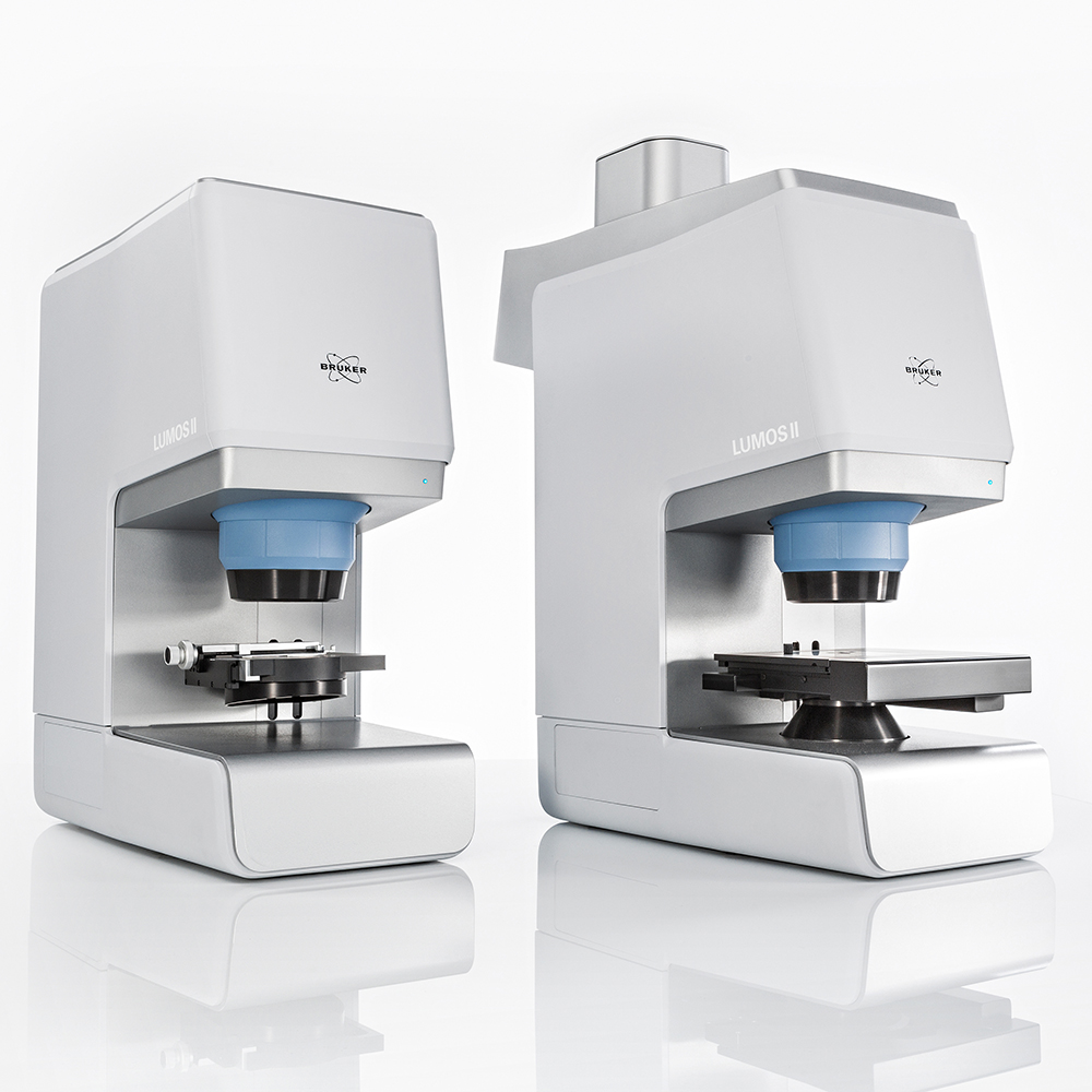 LUMOS II FT-IR Microscope with maximal and minimal configuration