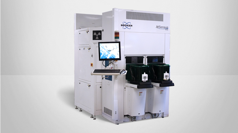 X-Ray Diffaction Imaging (XRDI) Inspection System for Crystaline Defects