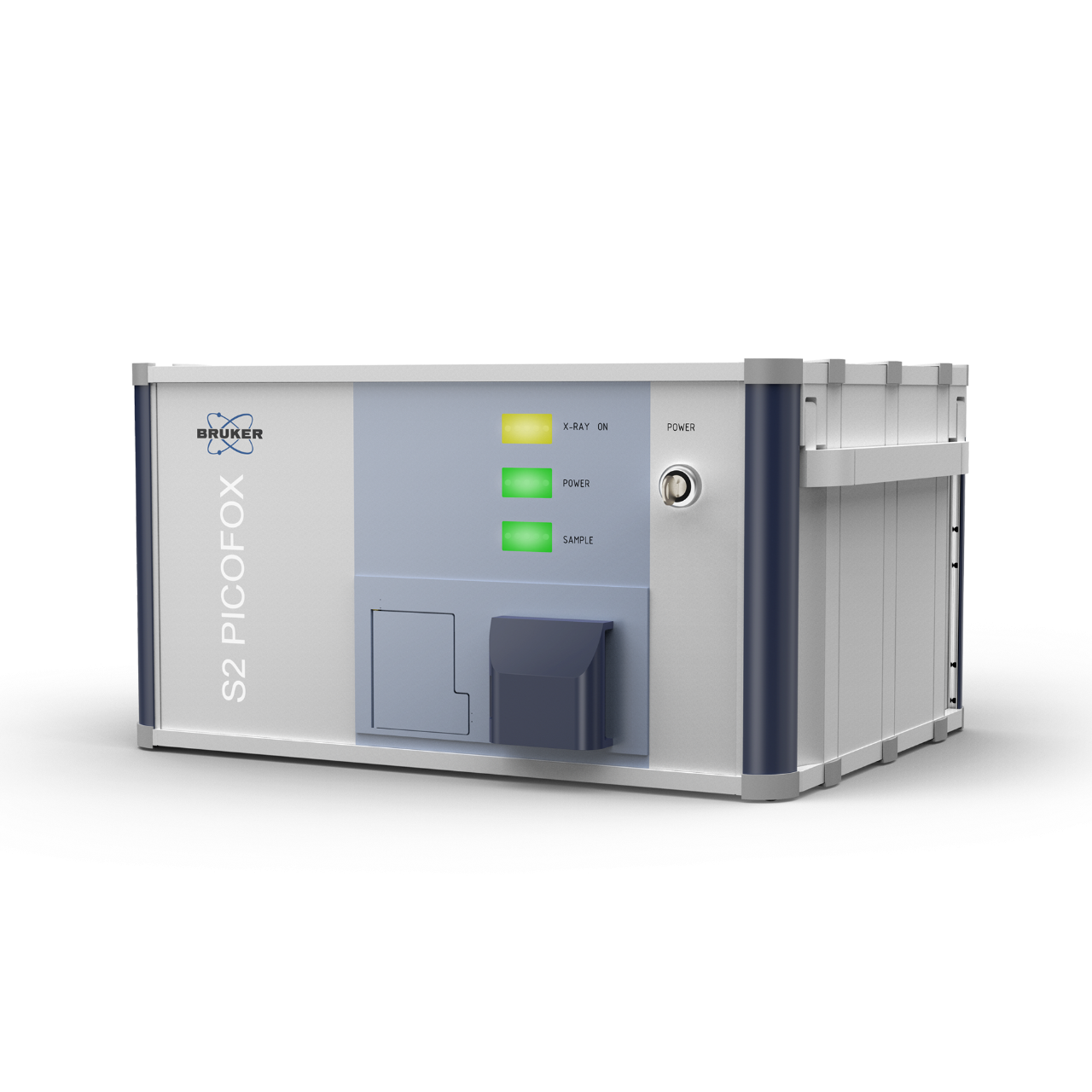 S2 PICOFOX is a transportable TXRF spectrometer of Bruker for ultra-trace element analysis