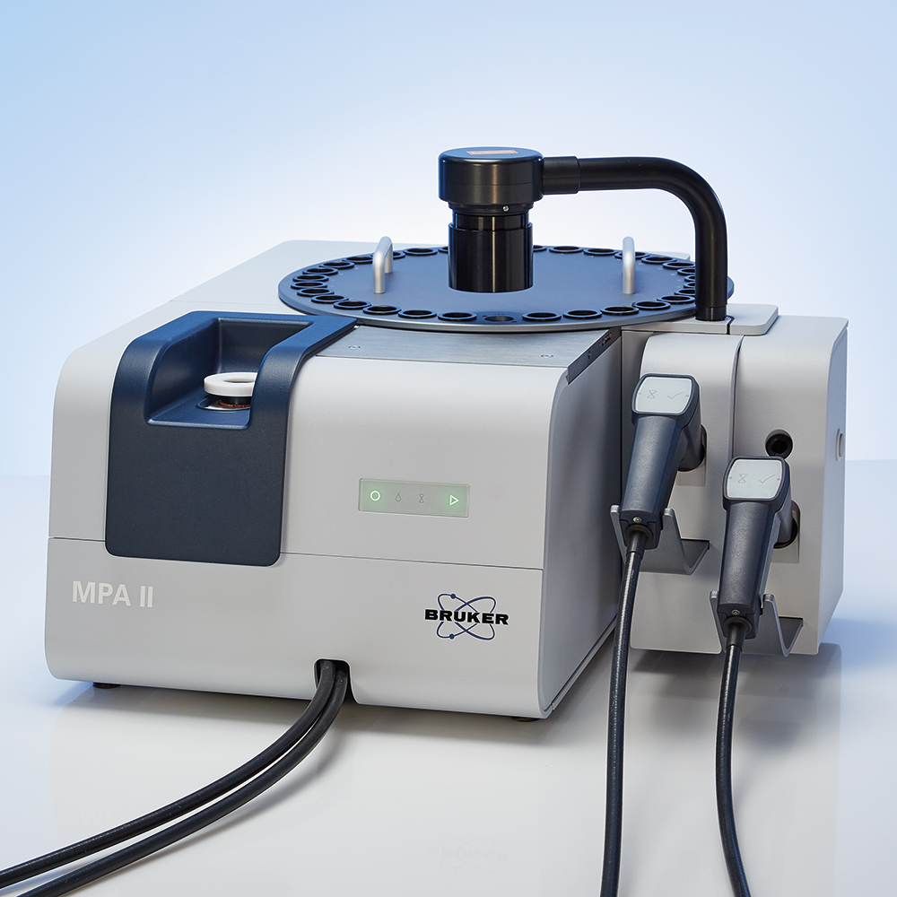 MPA II Multi Purpose Analyzer FT-NIR Spectrometer