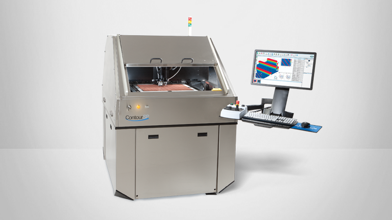 Large-Panel Metrology System for High-Volume, High-Precision PCB Production Control